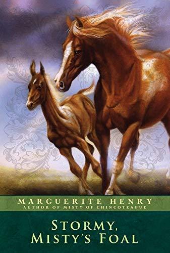 9781416927884: Stormy, Misty's Foal