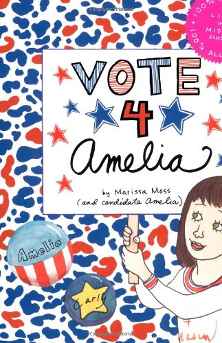 9781416927891: Vote 4 Amelia