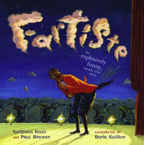 Fartiste: Krull, Kathleen & Paul Brewer