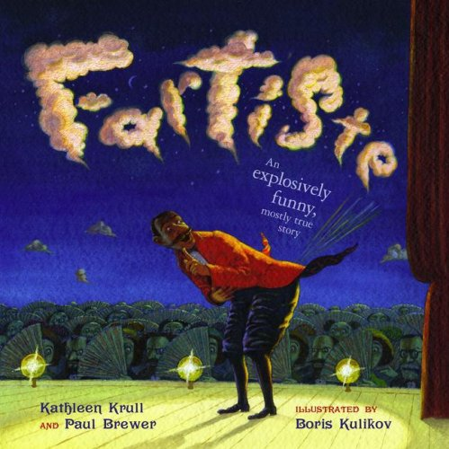 Fartiste: Kathleen Krull, Paul Brewer, Boris Kulikov (Illustrator)