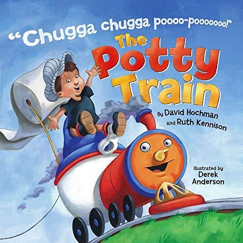 The Potty Train: Hochman, David; Kennison, Ruth