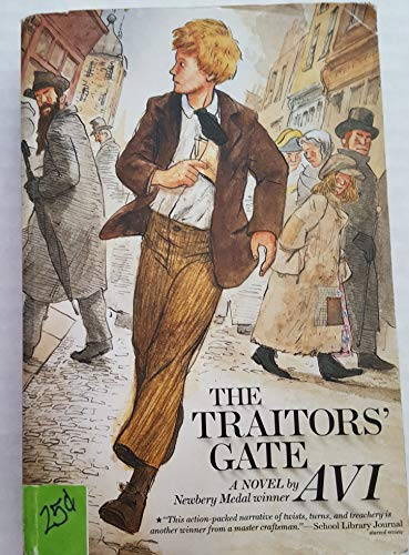 9781416932116: The Traitor's Gate