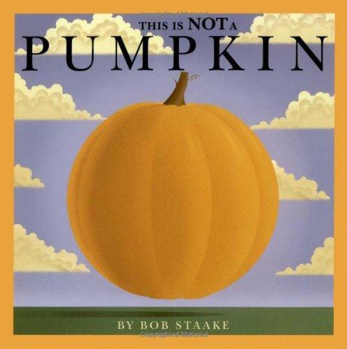 9781416933533: This Is NOT a Pumpkin