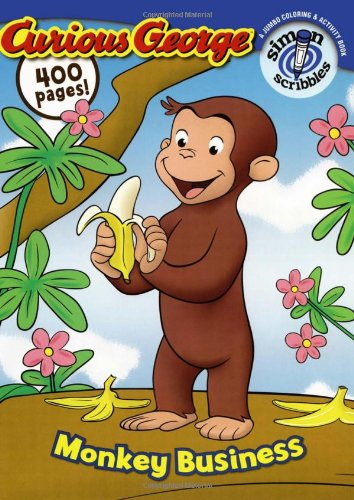 9781416933748: Monkey Business (Curious George)