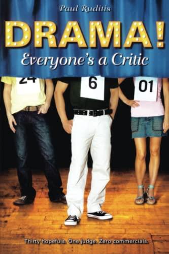9781416933922: Everyone's a Critic (Drama!)