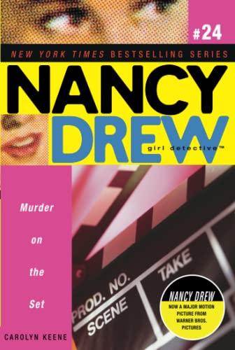 9781416933977: Murder on the Set (Nancy Drew: All New Girl Detective #24)