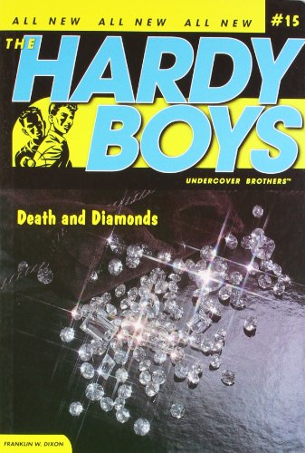 9781416934028: Death and Diamonds (Hardy Boys All New Undercover Brothers #15)