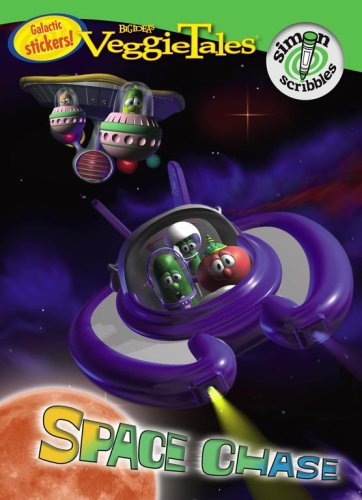 Space Chase (VeggieTales (Simon Scribbles)): Lee, Quinlan B.