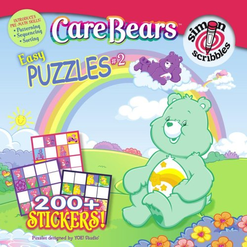 9781416934110: Care Bears Easy Puzzles #2
