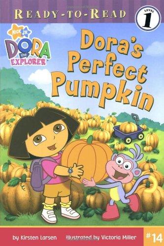 9781416934387: Dora's Perfect Pumpkin (Ready-To-Read Dora the Explorer - Level 1) (Dora the Explorer Ready-to-Read)