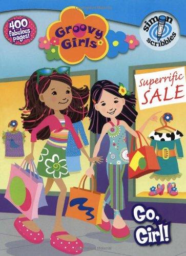 9781416935520: Go, Girl! (Groovy Girls)