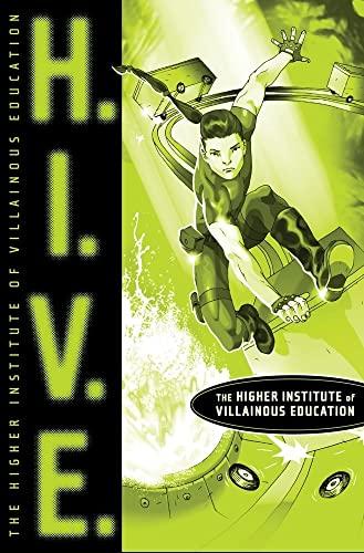 H.I.V.E.: Higher Institute of Villainous Education: Walden, Mark
