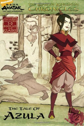 9781416936084: The Earth Kingdom Chronicles: The Tale of Azula (Avatar)