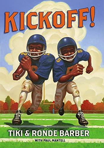 Kickoff! (Barber Game Time Books): Barber, Tiki, Barber, Ronde