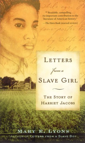 9781416936374: Letters from a Slave Girl: The Story of Harriet Jacobs