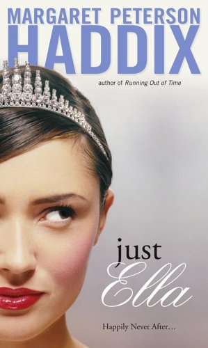 9781416936497: Just Ella (The Palace Chronicles)