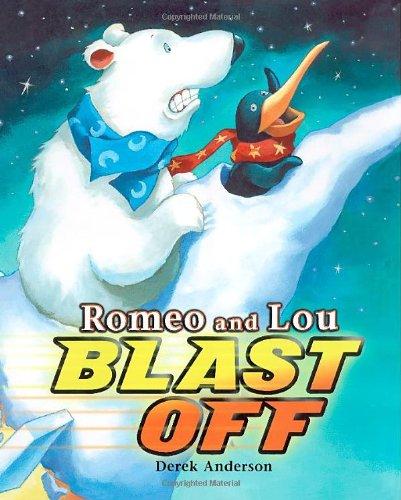 9781416937845: Romeo and Lou Blast Off