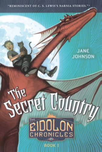 9781416938156: The Secret Country (The Eidolon Chronicles)