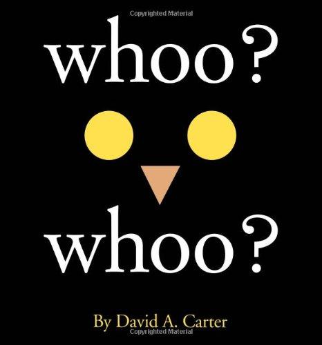 9781416938163: Whoo? Whoo?