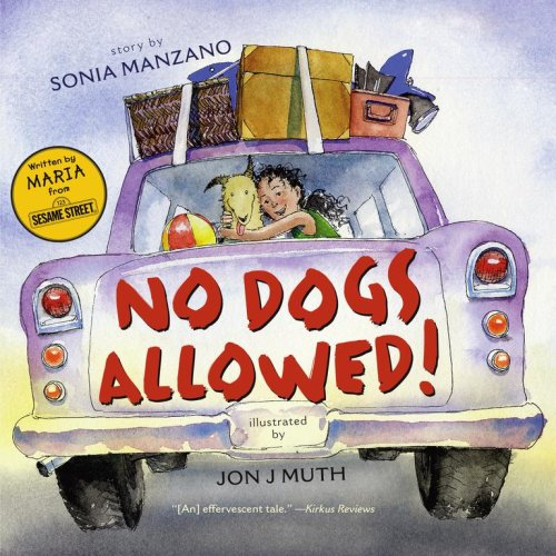 No Dogs Allowed!: Manzano, Sonia