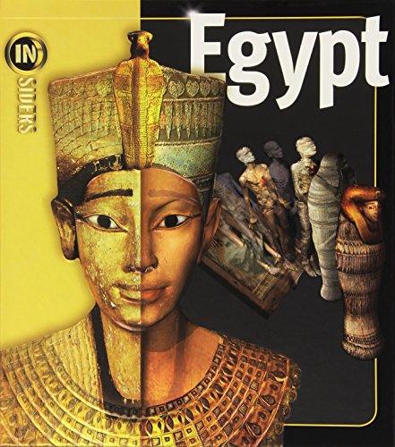 9781416938583: Egypt (Insiders)