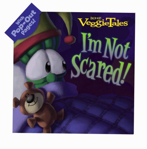9781416938859: I'm Not Scared! (Veggietales)