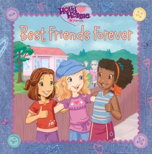9781416938989: Best Friends Forever (Holly Hobbie & Friends)