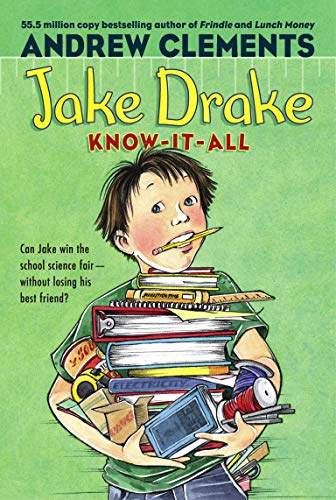 9781416939313: Jake Drake, Know-It-All