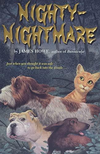 9781416939665: Nighty-Nightmare (Jean Karl Books)