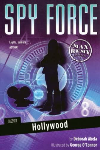9781416939696: Mission: Hollywood (Spy Force)