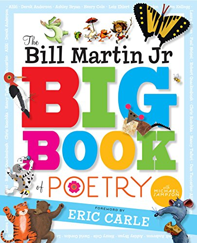 The Bill Martin Jr Big Book of Poetry: Various