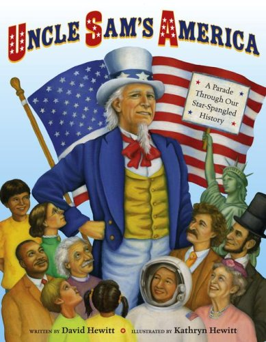 Uncle Sam's America (9781416940753) by David Hewitt