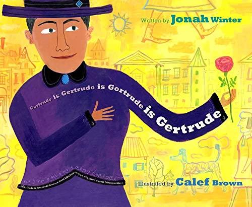 Gertrude Is Gertrude Is Gertrude Is Gertrude: Winter, Jonah