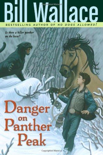 9781416941101: Danger on Panther Peak