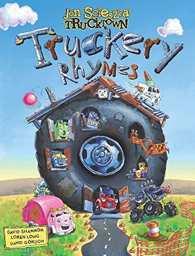9781416941354: Truckery Rhymes (Jon Scieszka's Trucktown)