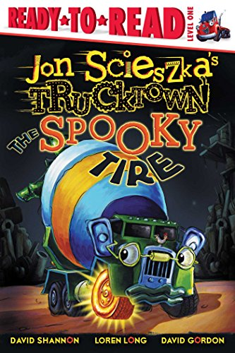 9781416941422: The Spooky Tire (Jon Scieszka's Trucktown)