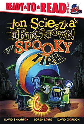 9781416941538: The Spooky Tire (Jon Scieszka's Trucktown)