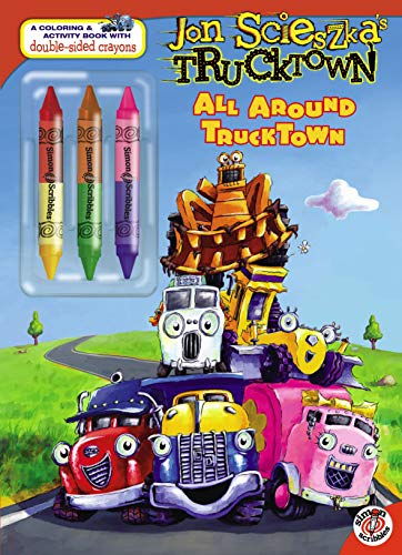 9781416941941: All Around Trucktown (Jon Scieszka's Trucktown)