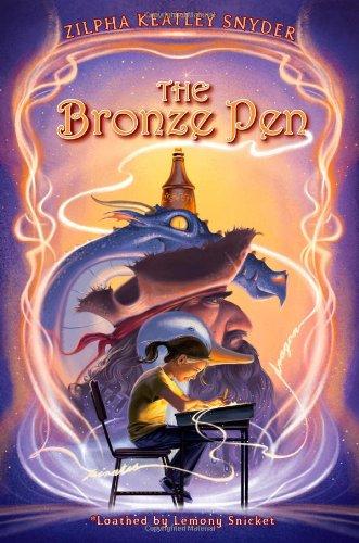 The Bronze Pen: Snyder, Zilpha Keatley
