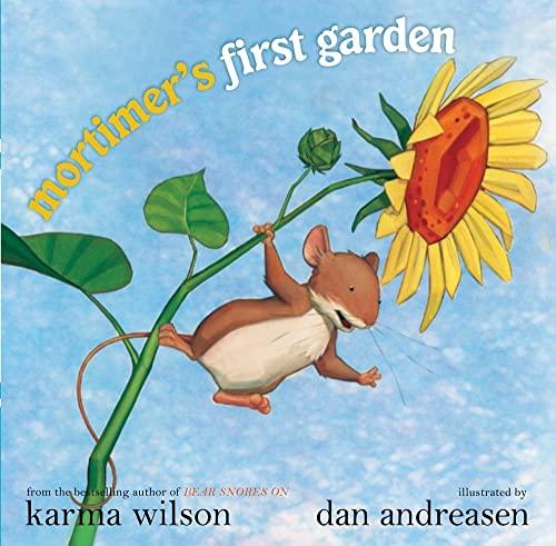 9781416942030: Mortimer's First Garden
