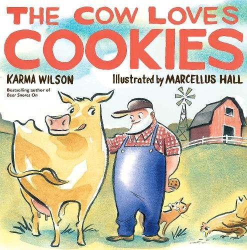 9781416942061: The Cow Loves Cookies