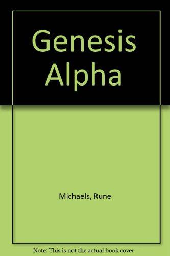9781416942344: Genesis Alpha