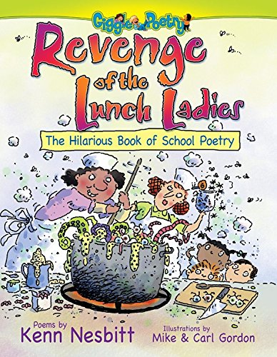 9781416943648: Revenge of the Lunch Ladies: The Hilarious Book of School Poetry