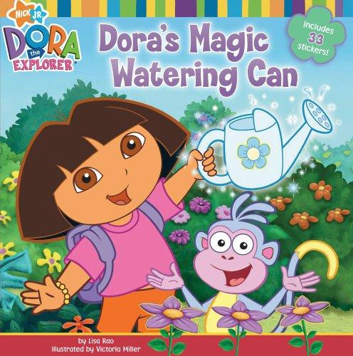 9781416947721: Dora's Magic Watering Can (Dora the Explorer)