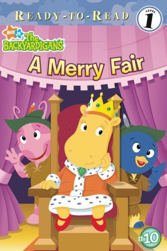 A Merry Fair (Ready-To-Read Backyardigans - Level 1): Shepherd, Jodie, Artifact Group, The