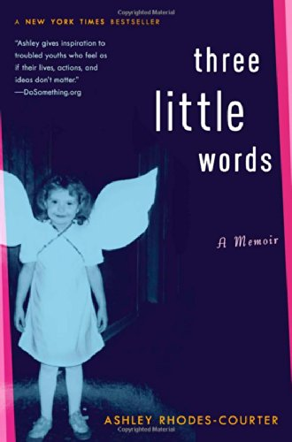 9781416948063: Three Little Words: A Memoir