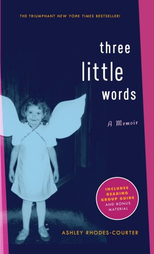 9781416948070: Three Little Words: A Memoir