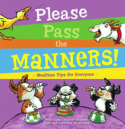 9781416948261: Please Pass the Manners!: Mealtime Tips for Everyone