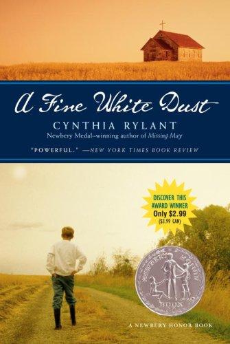 9781416948285: A Fine White Dust
