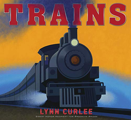 9781416948483: Trains